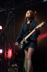 CATHERINE MCGRATH Performs at Isle of Wight Festival 06/23/2018