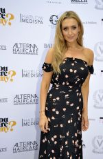 CATHERINE TYLDESLEY Arrives at Terance Paul Salon Launch in Hale 06/16/2018