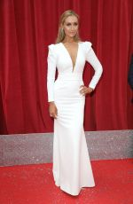CATHERINE TYLDESLEY at British Soap Awards 2018 in London 06/02/2018