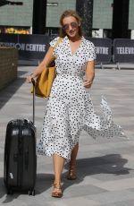 CATHERINE TYLDESLEY at ITV Studios in London 06/11/2018