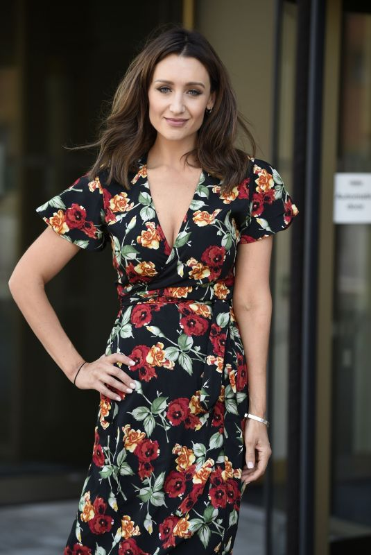 CATHERINE TYLDESLEY Out and About in Birmingham 06/29/2018