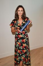 CATHERINE TYLDESLEY Receiving an Honorary Fellowship to Royal Birmingham Conservatoire in Birmingham 06/29/2018