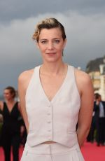 CELINE SALLETTE at 2018 Cabourg Film Festival Closing Ceremony 06/16/2018