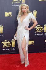 CHANEL WEST COAST at 2018 MTV Movie and TV Awards in Santa Monica 06/16/2018