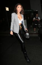 CHANTEL JEFFRIES at Poppy Nightclub in West Hollywood 06/08/2018