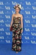CHARITY WAKEFIELD at Victoria and Albert Museum Summer Party in London 06/13/2018