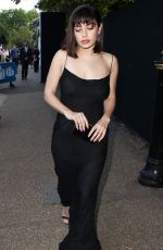 CHARLI XCX at Serpentine Gallery Summer Party in London 06/19/2018