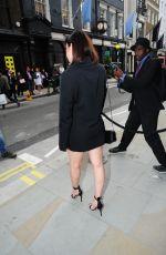 CHARLI XCX at Stella McCartney Store Opening on Bond Street in London 06/12/2018