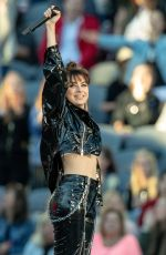 CHARLI XCX Performs at Reputation Tour at Soldier Field in Chicago 06/02/2018