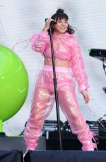 CHARLI XCX  Performs at Taylor Swift