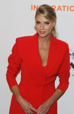 CHARLOTTE MCKINNEY at Step Up Inspiration Awards 2018 in Los Angeles 06/01/2018