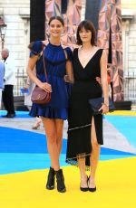 CHARLOTTE WIGGINS at Royal Academy of Arts Summer Exhibition Preview Party in London 06/06/2018