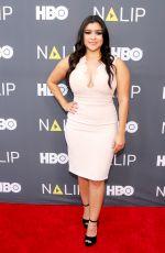 CHELSEA RENDON at Nalip 2018 Latino Media Awards in Hollywood 06/23/2018