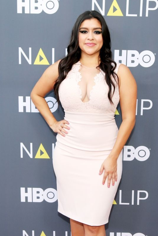 CHELSEA RENDON at Nalip 2018 Latino Media Awards in Hollywood 06/23/2018