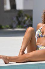 CHELSEE HEALEY in Bikini on Vacation in Spain 06/19/2018