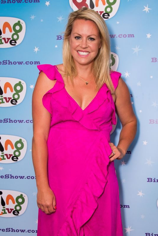 CHEMMY ALCOT at Bing Live UK Tour Gala in London 06/24/2018