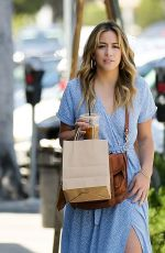 CHLOE BENNET Out Shopping in Los Angeles 06/19/2018