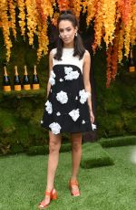 CHLOE BRIDGES at Veuve Clicquot Polo Classic 2018 in New Jersey 06/02/2018
