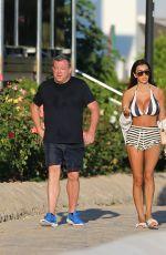 CHLOE KHAN in Bikini Out in Ibiza 06/23/2018
