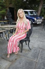 CHLOE MEADOWS at Quiz x Towie Launch Party in London 05/10/2018