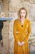 CHLOE SEVIGNY in Town & Country Magazine, August 2018