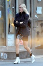 CHLOE SEVIGNY Out in New York 05/31/2018