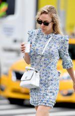 CHLOE SEVIGNY Outt in New York 06/22/2018