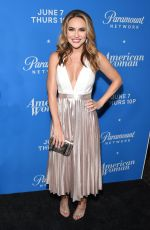 CHRISHELL STAUSE at American Woman Premiere Party in Los Angeles 05/31/2018