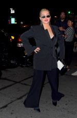 CHRISTINA AGUILERA Night Out in New York 06/18/2018