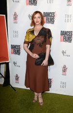 CHRISTINA HENDRICKS at Antiquities Premiere in Los Angeles 06/16/2018