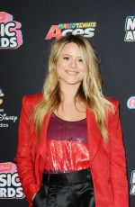 CHRISTINA TAYLOR at Radio Disney Music Awards 2018 in Los Angeles 06/22/2018