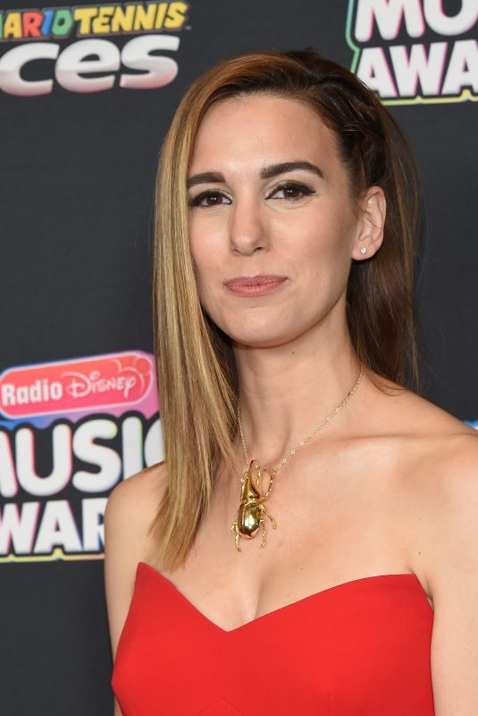 CHRISTY CARLSON ROMANO at Radio Disney Music Awards 2018 in Los Angeles 06/22/2018