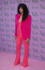 CIARA at Victoria and Albert Museum Summer Party in London 06/20/2018