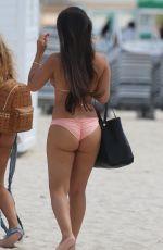 CINDY ALYN in Bikini at a Beach in Miami 06/12/2018