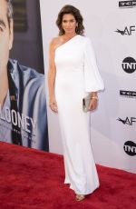 CINDY CRAWFORD at American Film Institute's 46th Life Achievement Award Gala Tribute to George Clooney in Hollywood 06/07/2018