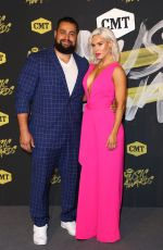 CJ LANA PERRY at CMT Music Awards 2018 in Nashville 06/06/2018