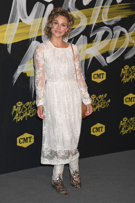 CLARE BOWEN at CMT Music Awards 2018 in Nashville 06/06/2018