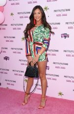 CLELIA THEODOROU and SHELBY TRIBBLE at Prettylittlething x Maya Jama Launch Party in London 06/25/2018