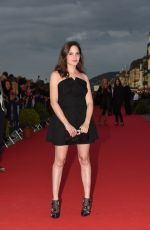 CLEMENCE BOISNARD at 2018 Cabourg Film Festival Closing Ceremony 06/16/2018
