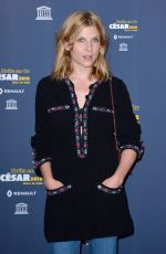 CLEMENCE POESY at 8th Nuits En or Gala Dinner in Paris 06/11/2018