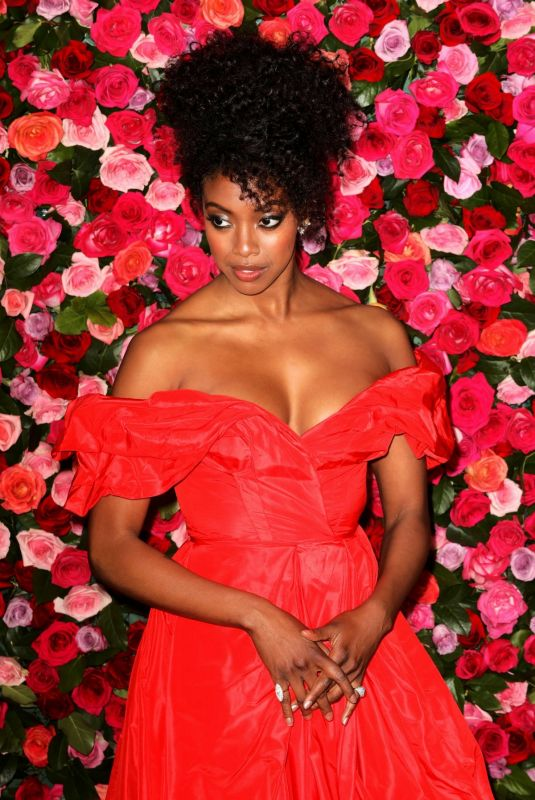 CONDOLA RASHAD at 2018 Tony Awards in New York 06/10/2018