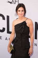 COURTENEY COX at American Film Institute's 46th Life Achievement Award Gala Tribute to George Clooney in Hollywood 06/07/2018