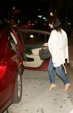 COURTENEY COX Night Out in West Hollywood 05/30/2018