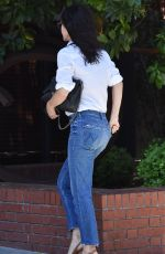 COURTENEY COX Out and About in Los Angeles 06/27/2018