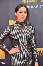 CRISTIN MILIOTI at 2018 MTV Movie and TV Awards in Santa Monica 06/16/2018