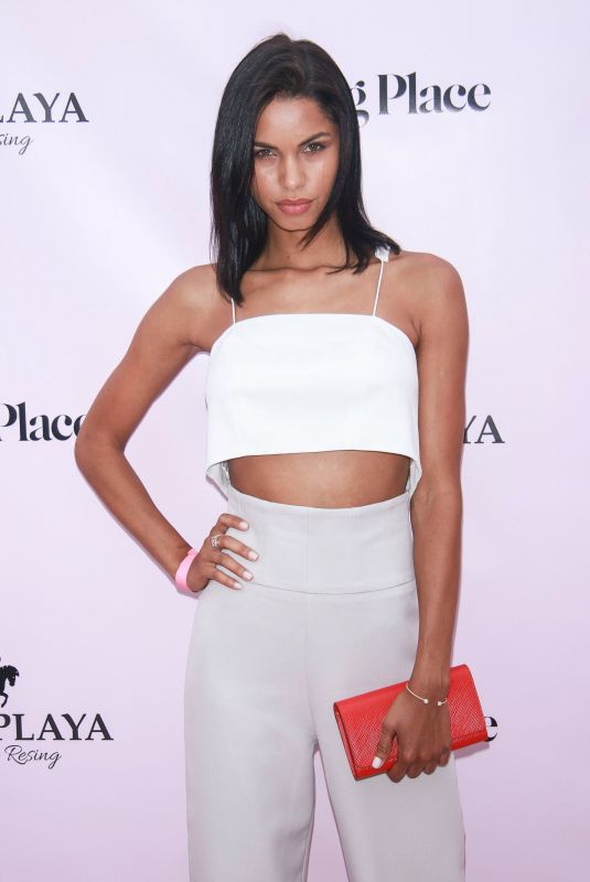 DAIANE SODRE at Mery Playa by Sofia Resing Launch in New York 06/20/2018