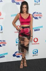 DAKOTA at Capital Radio Summertime Ball 2018 in London 06/09/2018