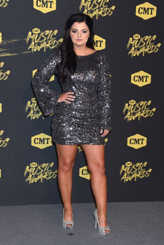 DAKOTA HOOD at CMT Music Awards 2018 in Nashville 06/06/2018