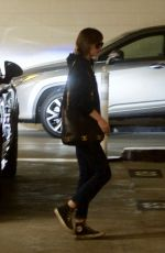 DAKOTA JOHNSON Out in Los Angeles 06/06/2018