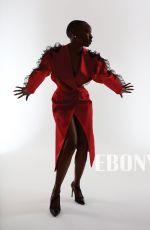 DANAI GURIRA for Ebony Nagazine, June 2018 Issue
